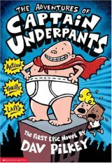 Captain Underpants and the Library Land Adventure