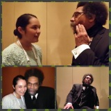 Dr. Martin Luther King Jr. & Dr. Cornel West